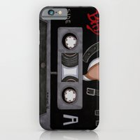 Bad-The Tape iPhone 6 Slim Case