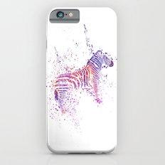 Cosmic Zebra iPhone 6 Slim Case