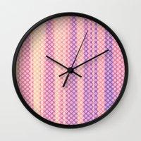 Spotty! Dotty!  Wall Clock