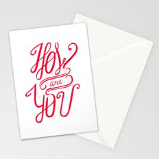 Small talk Stationery Cards