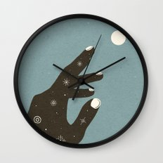Dead Stars In Our Hands Wall Clock