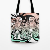 Warm of the Cool Tote Bag