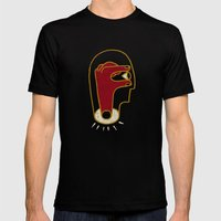 The Creative Mind Mens Fitted Tee Black SMALL