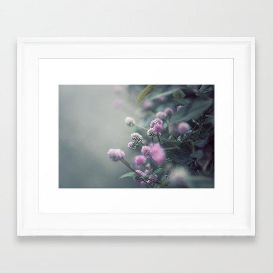 you belong Framed Art Print