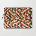 Rastafarian Tile Laptop Sleeve