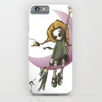 iPhone & iPod Case featuring Flying away by myripART