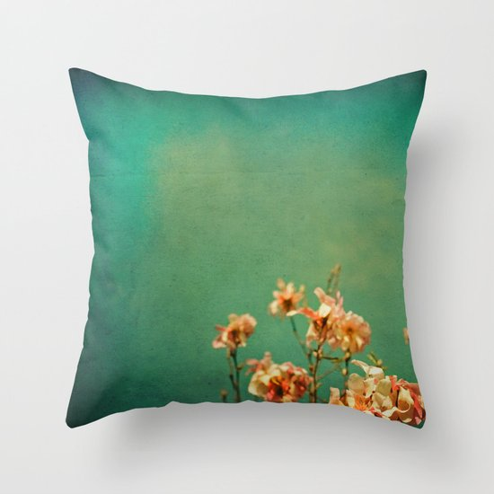 Buoyant Throw Pillow