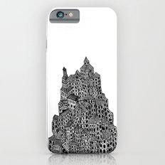 Broken Pyramid Town  iPhone 6 Slim Case