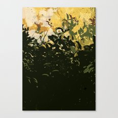 Everything That Isn't Winter Canvas Print