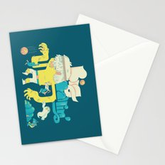 Big Ballin' Stationery Cards