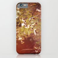 Golden Dandelions. iPhone 6 Slim Case