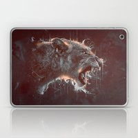 DARK LION Laptop & iPad Skin