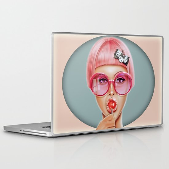 Cool Redux Laptop & iPad Skin