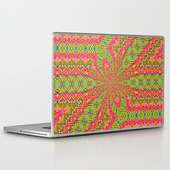 Ribbons and Bow... Laptop & iPad Skin