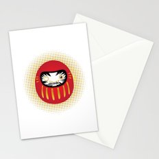Daruma Stationery Cards