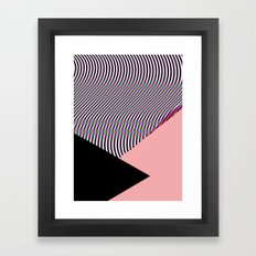 Out Of Focus Framed Art Print
