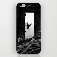 Abandoned Buildings have also Dwellers iPhone & iPod Skin
