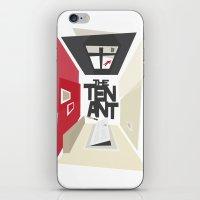 The Tenant iPhone & iPod Skin