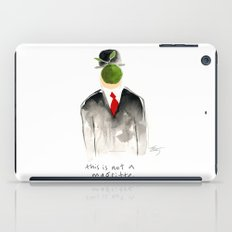 this is not a magritte iPad Case