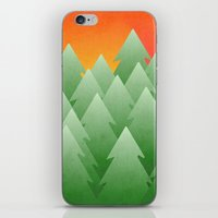 Forest for the Trees  iPhone & iPod Skin