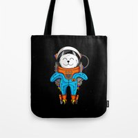 Intercatlactic! To The D… Tote Bag
