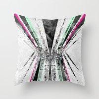 geometric Throw Pillow