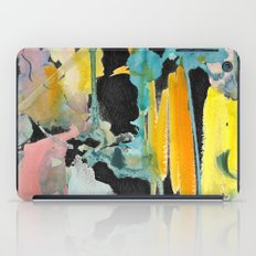 Abstract watercolour iPad Case