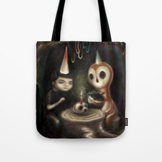 Another Year Closer Tote Bag