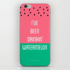 Beyonce Said It Best iPhone & iPod Skin