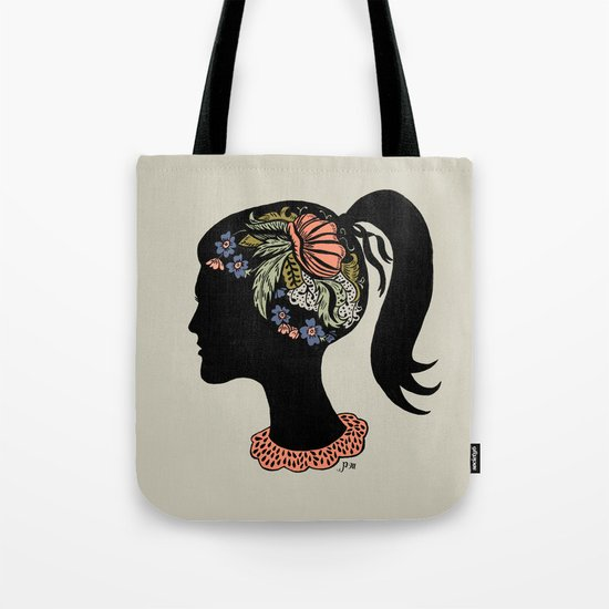 Thought Patterns Tote Bag
