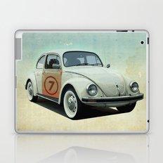 Number 7 - VW beetle Laptop & iPad Skin
