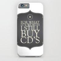 I love CD's iPhone 6 Slim Case