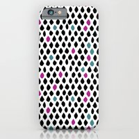iPhone & iPod Case featuring Diamond 2 by 603 Creative Studio