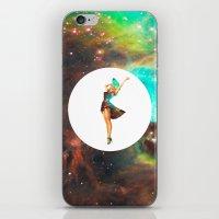 Cosmic Pinup # 2 iPhone & iPod Skin