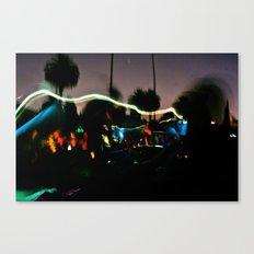 Shutter Trouble Canvas Print