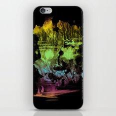 treasure island iPhone & iPod Skin