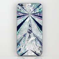 GEO BURST iPhone & iPod Skin