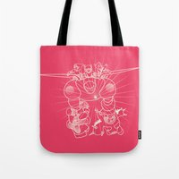 Flight BH6 Tote Bag