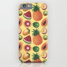 Fruit Pattern Slim Case iPhone 6s