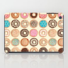 Doughnuts iPad Case