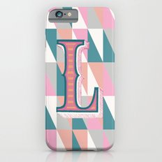 Letter L iPhone 6 Slim Case