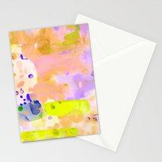 Flamingo Neon Stationery Cards