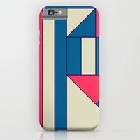 iPhone & iPod Case featuring Geo1. by Huxley Chin