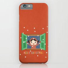 Day 20/25 Advent - Christmas Morning Slim Case iPhone 6s