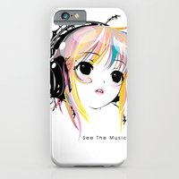 See The Music iPhone 6 Slim Case