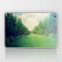 Apple Orchard in Spring Laptop & iPad Skin