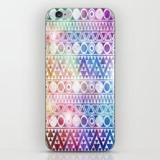 Tribal Stardust  iPhone & iPod Skin