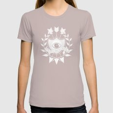 New Order of the Ages Womens Fitted Tee Cinder SMALL