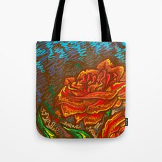 Garden of the soul Tote Bag
