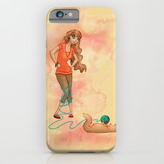 Tangled Trouble iPhone 6s Slim Case
